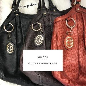 Other - 💯 AUTHENTIC GUCCI HANDBAGS